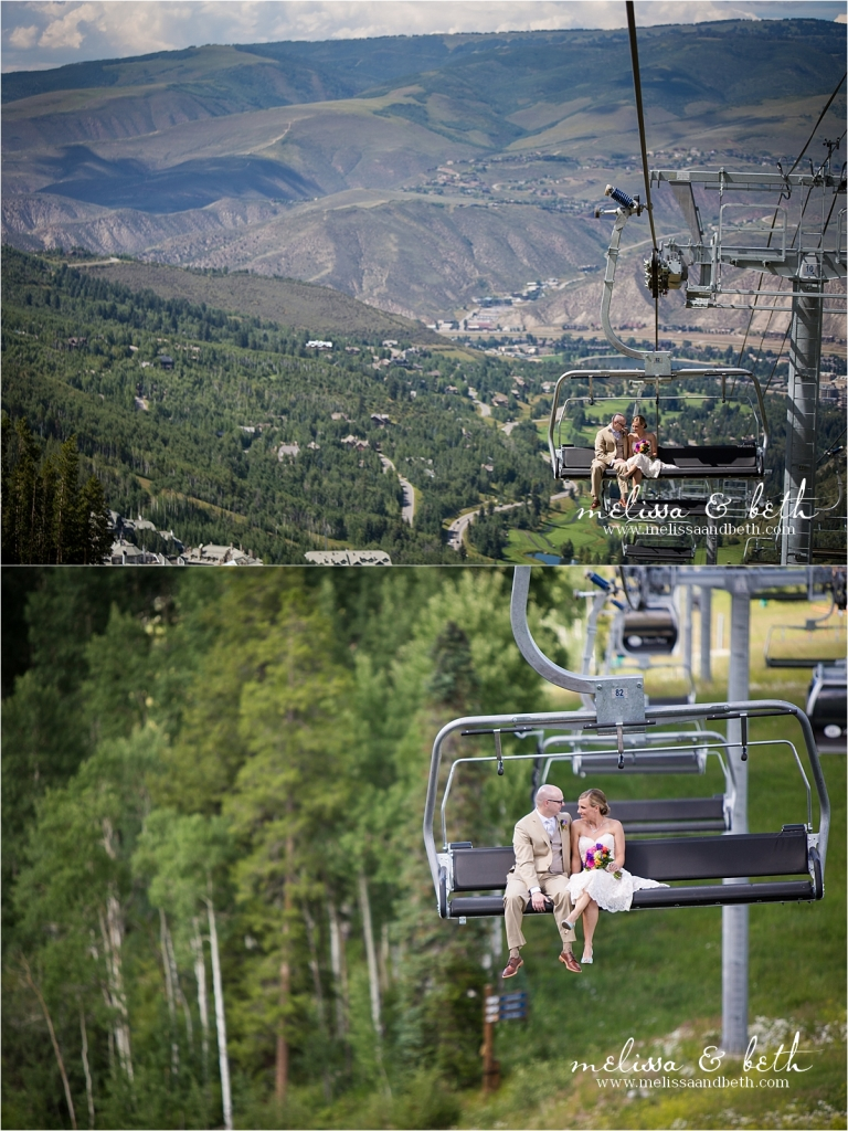 Beaver creek and vail colorado wedding photographers Allie s cabin beaver creek