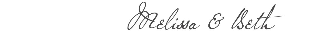 Kansas City Wedding Photographers &#8211; Melissa &amp; Beth logo